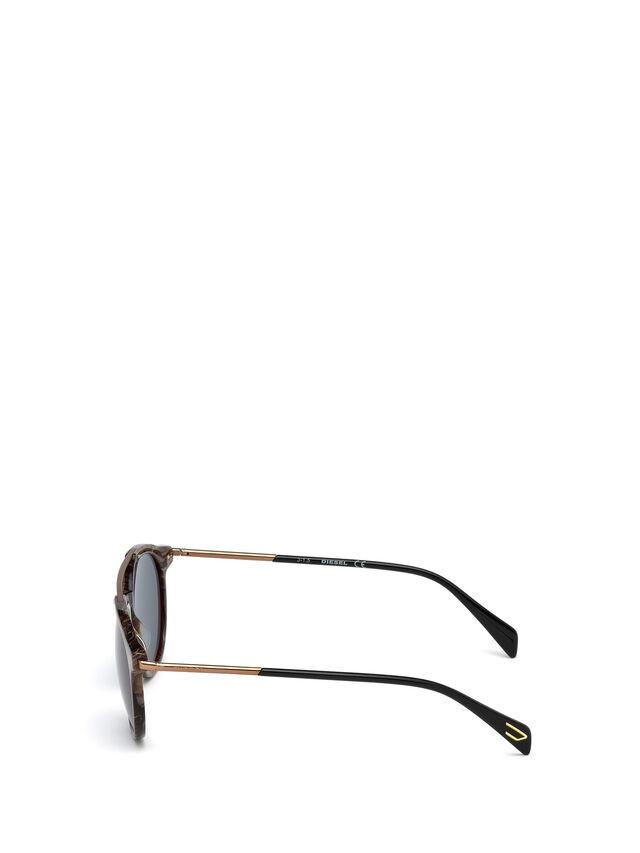 Diesel - DM0188, Braun - Sonnenbrille - Image 3