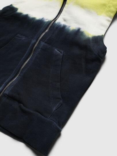 Diesel - SELBYDEEPB, Blau/Gelb - Sweatshirts - Image 4