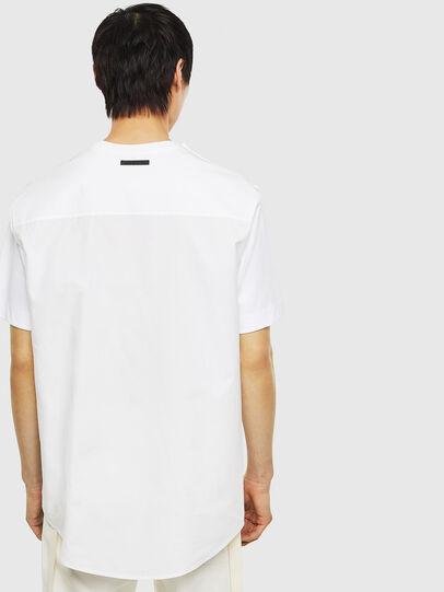 Diesel - T-ZAFIR, Weiß - T-Shirts - Image 2