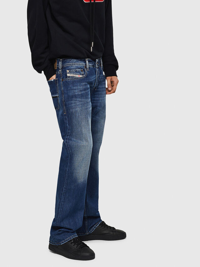 Diesel - Zatiny 008XR, Dunkelblau - Jeans - Image 5