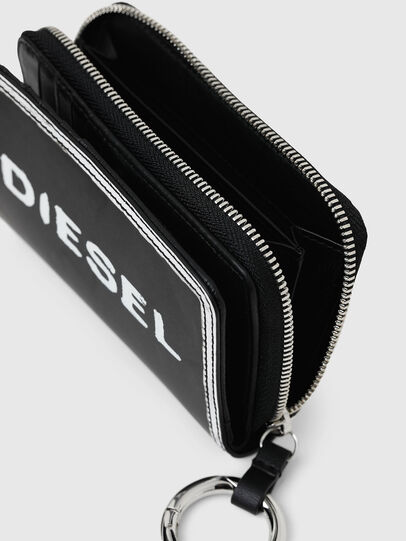 Diesel - BUSINESS II, Schwarz/Weiß - Kleine Portemonnaies - Image 4