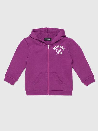 Diesel - SILLIB, Violett - Sweatshirts - Image 1