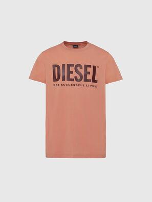 T-DIEGO-LOGO, Rosa - T-Shirts