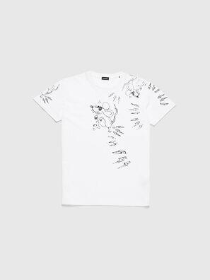 CL-T-DIEGO-3, Weiß - T-Shirts