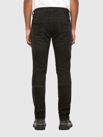 Diesel - Thommer JoggJeans® 009IC, Schwarz/Dunkelgrau - Jeans - Image 2