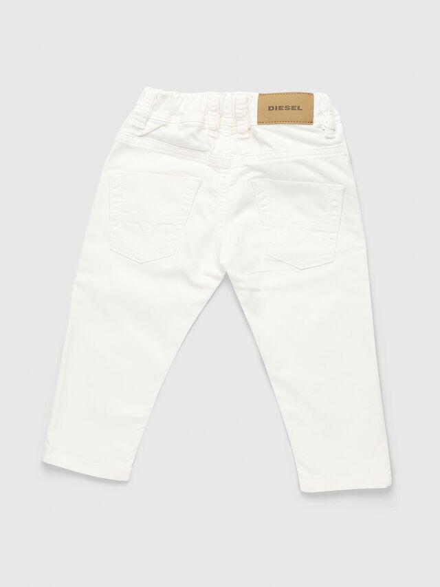 Diesel - KROOLEY-JOGGJEANS-B-N, Weiß - Jeans - Image 2