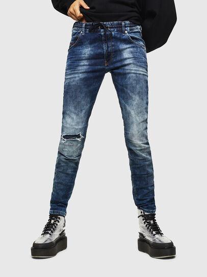 Diesel - Krailey JoggJeans 069AA, Dunkelblau - Jeans - Image 1