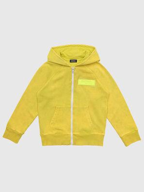 SGIMHOODZIP, Gelb - Sweatshirts