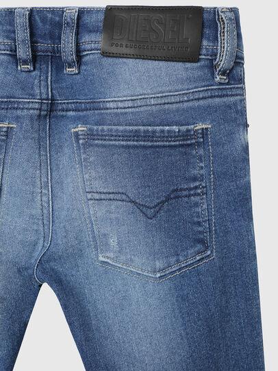 Diesel - SLEENKER-J-N, Hellblau - Jeans - Image 4