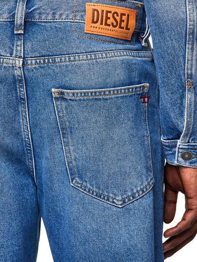 Diesel - D-Macs 009MG, Mittelblau - Jeans - Image 4