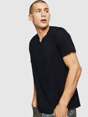 T-CHERUBIK-NEW, Schwarz - T-Shirts