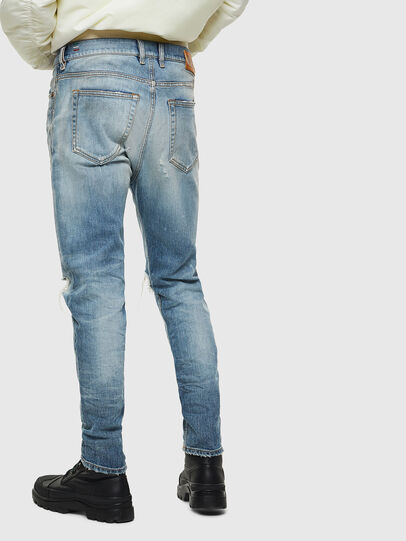 Diesel - D-Vider 0097J, Hellblau - Jeans - Image 2