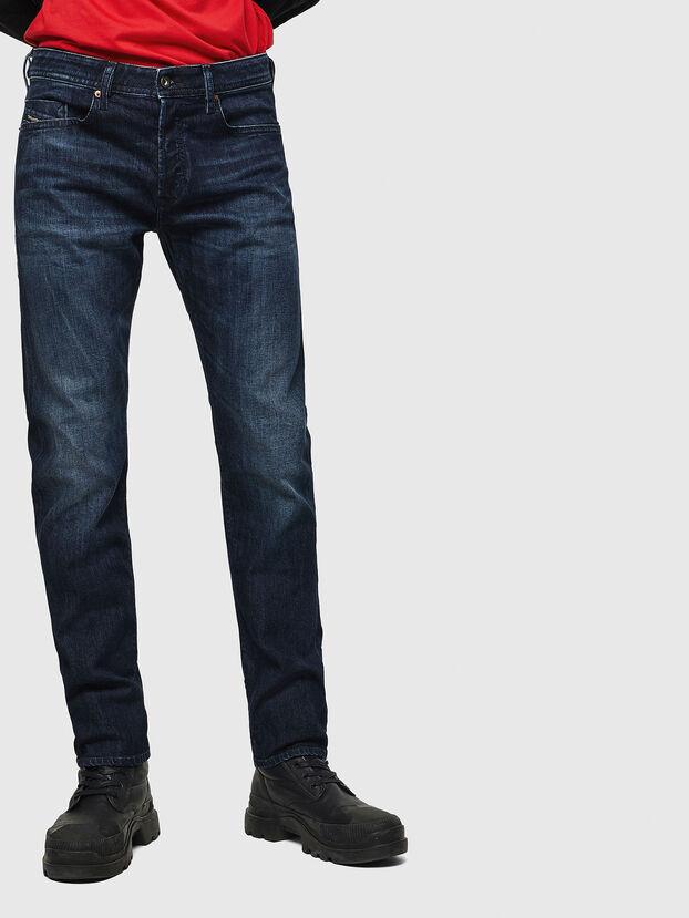 Buster 0095W, Dunkelblau - Jeans