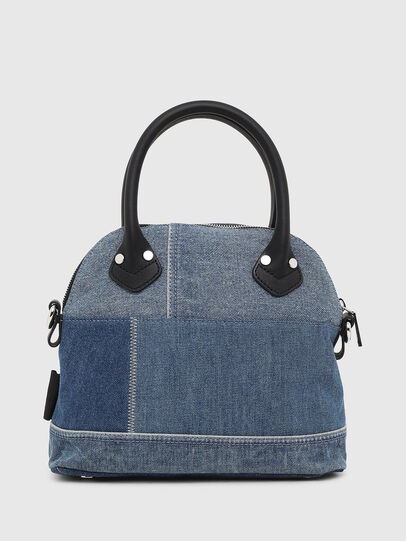 Diesel - PYANIGA M, Jeansblau - Satchel Bags und Handtaschen - Image 2