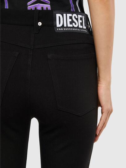 Diesel - P-CUPERY, Schwarz - Hosen - Image 4
