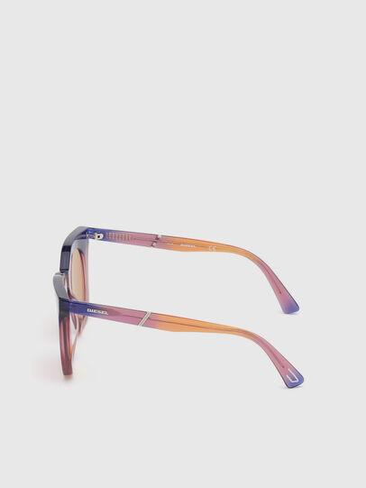 Diesel - DL0283, Violett - Sonnenbrille - Image 3