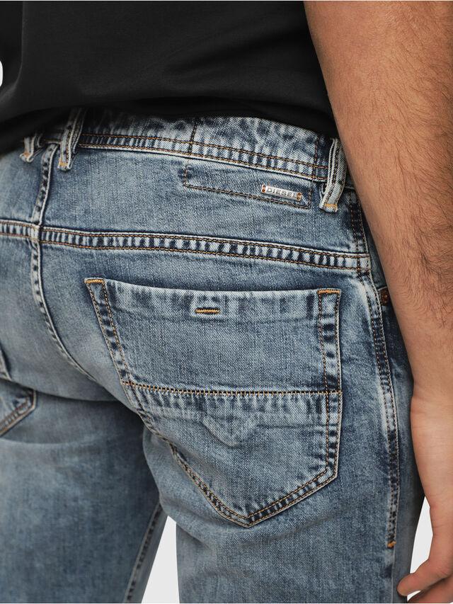 Diesel - Thommer 084UX, Mittelblau - Jeans - Image 3