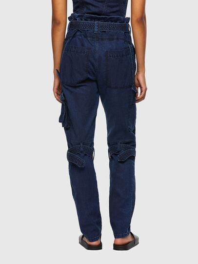 Diesel - D-Fedry JoggJeans® 0CBBZ, Dunkelblau - Jeans - Image 2