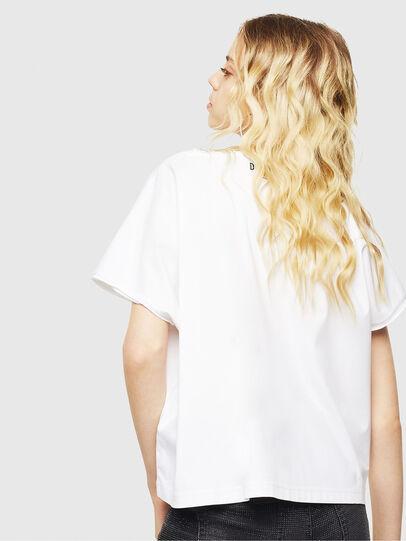 Diesel - T-JALA, Weiß - T-Shirts - Image 2