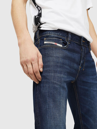 Diesel - Zatiny 082AY, Dunkelblau - Jeans - Image 3