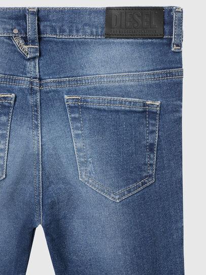 Diesel - D-SLANDY-HIGH-J, Mittelblau - Jeans - Image 4