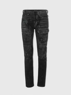 TYPE-2019, Dunkelblau - Jeans