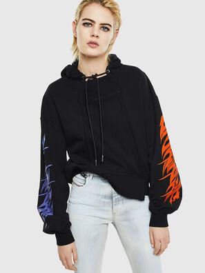 F-KREEN, Schwarz - Sweatshirts