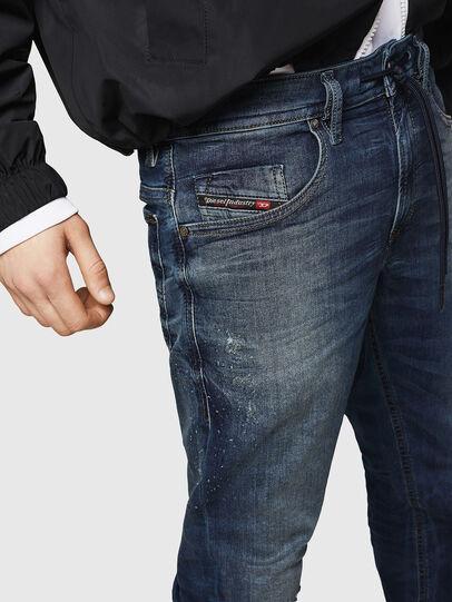 Diesel - Thommer JoggJeans 069HI, Dunkelblau - Jeans - Image 3