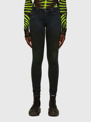 Slandy 009QG, Dunkelblau - Jeans