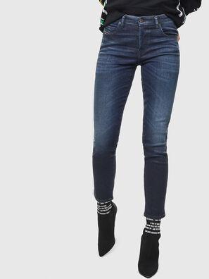 Babhila 083AF, Dunkelblau - Jeans