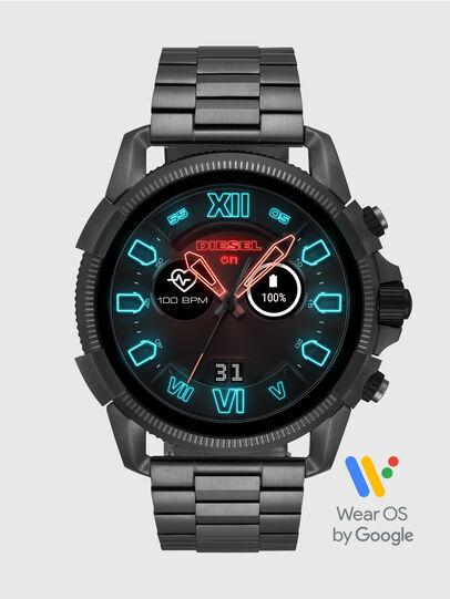 Diesel - DT2011, Silbergrau - Smartwatches - Image 1