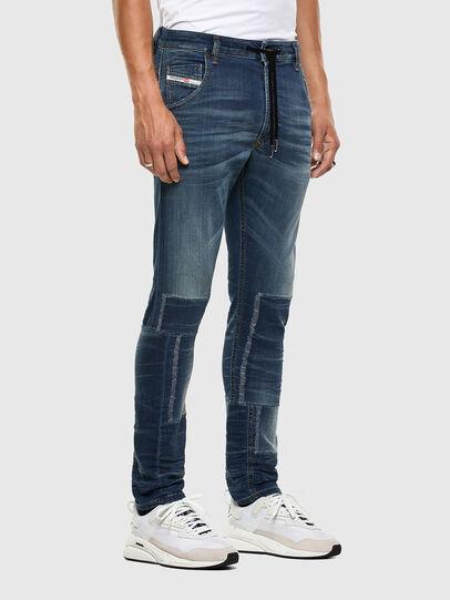 Diesel - KROOLEY JoggJeans® 069NK, Mittelblau - Jeans - Image 6
