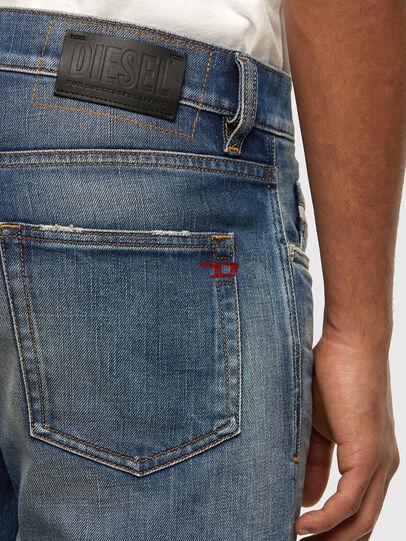Diesel - D-Strukt 009HH, Mittelblau - Jeans - Image 3