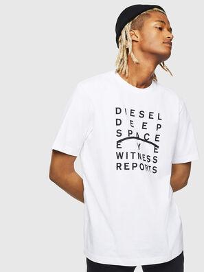 T-JUST-J5, Weiß - T-Shirts