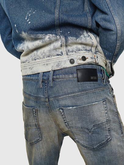 Diesel - Tepphar 084AQ, Hellblau - Jeans - Image 4