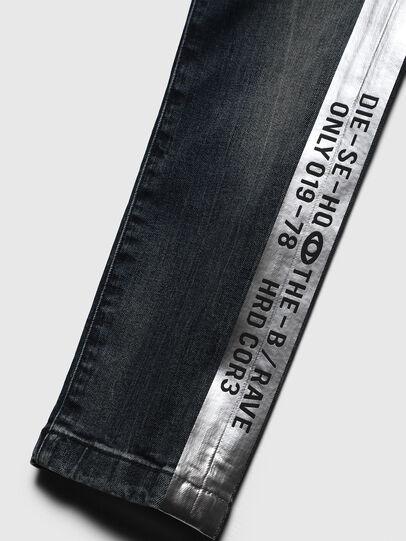 Diesel - BABHILA-J, Mittelblau - Jeans - Image 5