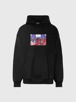 S-UMMEREL, Schwarz - Sweatshirts