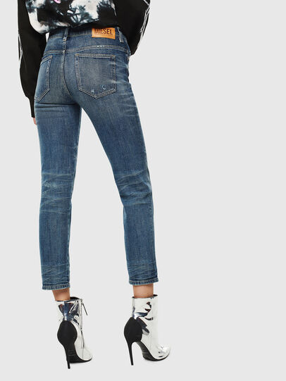 Diesel - D-Rifty 0890Y, Mittelblau - Jeans - Image 2