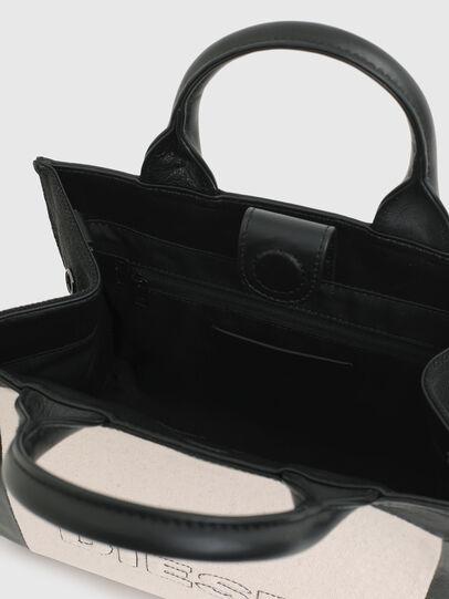 Diesel - SANBONNY SPF, Schwarz/Weiss - Satchel Bags und Handtaschen - Image 4
