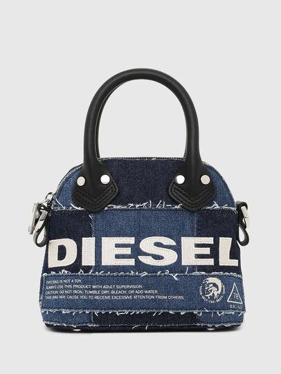 Diesel - PYANIGA S, Blau - Schultertaschen - Image 1