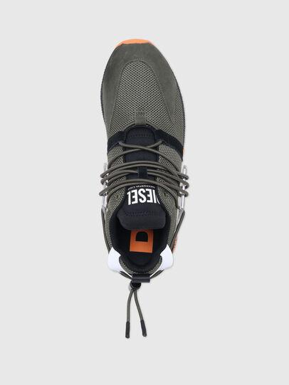Diesel - S-KB UP LACE, Armeegrün - Sneakers - Image 5