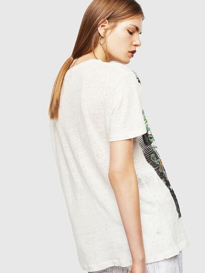 Diesel - T-DARIA-YB, Weiß - T-Shirts - Image 2