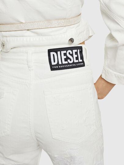 Diesel - D-Eiselle 069IJ, Weiß - Jeans - Image 5
