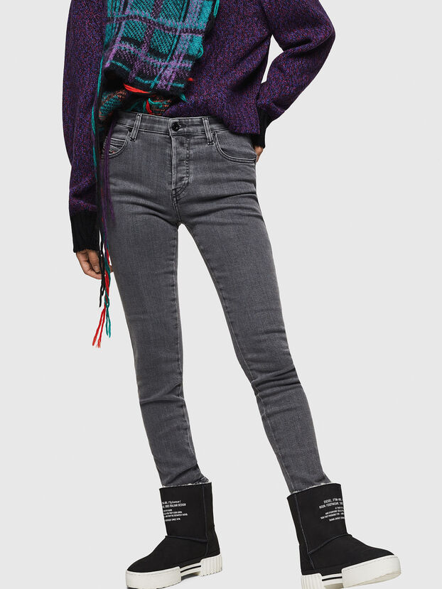 Babhila 0890S, Hellgrau - Jeans