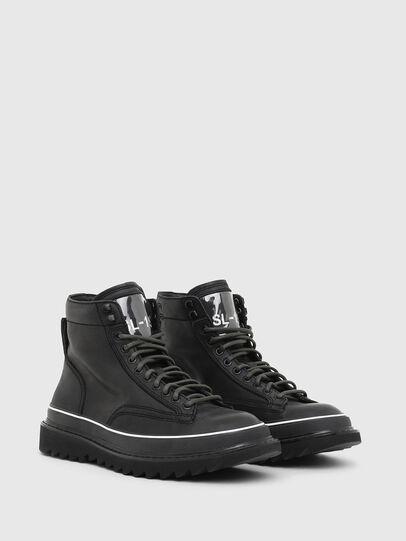 Diesel - H-SHIROKI DMBB, Schwarz - Sneakers - Image 2