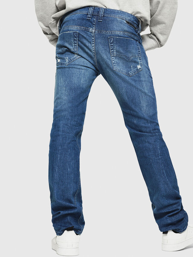 Diesel - Safado C84KY, Mittelblau - Jeans - Image 2