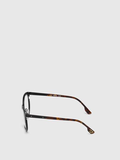 Diesel - DL5217, Schwarz - Korrekturbrille - Image 3