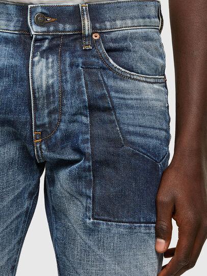 Diesel - D-Strukt 009NI, Mittelblau - Jeans - Image 3