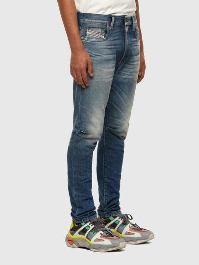 Diesel - D-Strukt 009HH, Mittelblau - Jeans - Image 6
