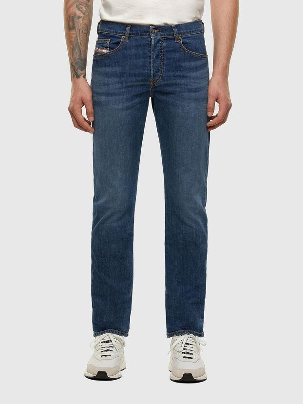 D-Mihtry 009DG, Mittelblau - Jeans